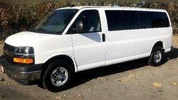 2017 Chevrolet Express LT 3500