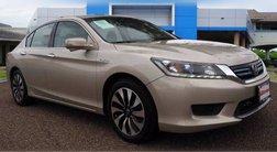 2015 Honda Accord Hybrid EX-L