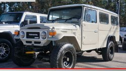 1980 Toyota Land Cruiser 4DSW