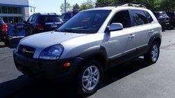 2007 Hyundai Tucson SE