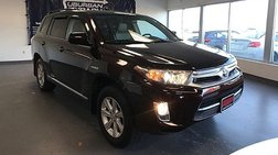 2011 Toyota Highlander Hybrid Base