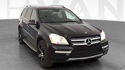 2012 Mercedes-Benz GL-Class GL 450 4MATIC