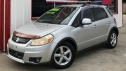 2007 Suzuki SX4 Unknown