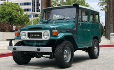 1978 Toyota Land Cruiser RESTORED/CLEAN TITLE/ POWER BRAKES / AC