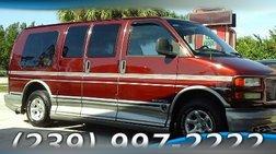 2002 GMC Savana 1500