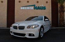2016 BMW 5 Series ActiveHybrid 5
