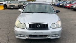 2004 Hyundai Sonata LX