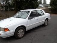 1992 Dodge Spirit Base