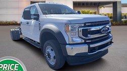 2021 Ford Super Duty F-550 XL