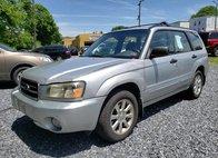2005 Subaru Forester XS