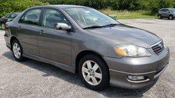 2005 Toyota Corolla S