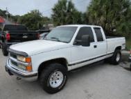1996 Chevrolet C/K 1500 K1500 Silverado