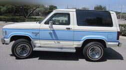 1985 Ford Bronco II 2dr