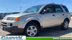 2002 Saturn VUE Base