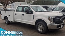 2019 Ford Super Duty F-250 8FT SERVICE BODY