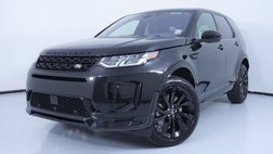 2021 Land Rover Discovery Sport P250 S R-Dynamic