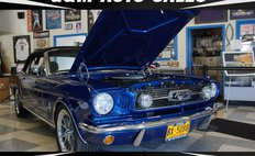 1966 Ford Mustang Restomod
