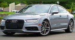 2017 Audi S7 4.0T quattro Premium Plus