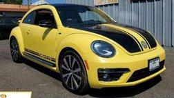 2014 Volkswagen Beetle Turbo GSR