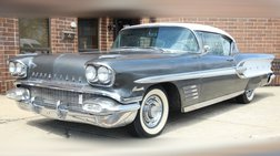 1958 Pontiac Bonneville - Tri Power
