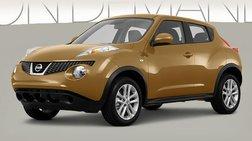 2013 Nissan JUKE SV Sport Utility 4D