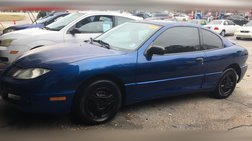 2003 Pontiac Sunfire Base