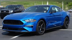 2021 Ford Mustang EcoBoost