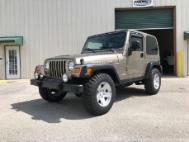 2006 Jeep Wrangler Rubicon