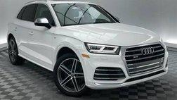 2018 Audi SQ5 3.0T quattro Premium Plus