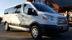 2016 Ford Transit Passenger XLT