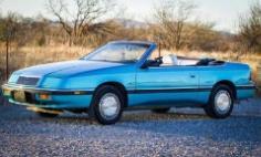 1992 Chrysler Le Baron LX