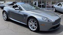 2012 Aston Martin V8 Vantage Roadster