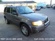 2003 Ford Escape Limited