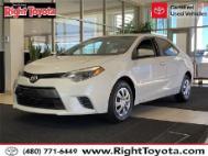 2016 Toyota Corolla LE Eco