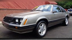 1981 Ford Mustang Base