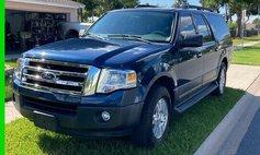 2013 Ford Expedition EL XL Fleet