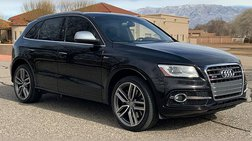 2015 Audi SQ5 3.0T quattro Prestige