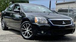 2009 Mitsubishi Galant ES