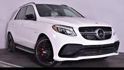 2018 Mercedes-Benz GLE-Class AMG GLE 63 S