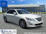 2012 Hyundai Genesis 5.0L