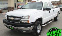 2005 Chevrolet Silverado 3500 Crew Cab 4WD SRW