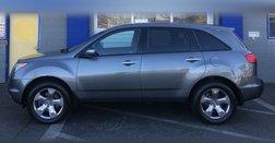 2008 Acura MDX SH-AWD w/Power Tailgate w/Sport