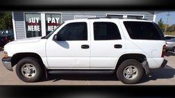 2005 Chevrolet Tahoe Fleet