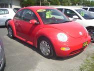 2003 Volkswagen New Beetle GL