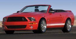 2007 Ford Shelby GT500 Base