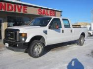 2008 Ford F-250 XL Super Duty
