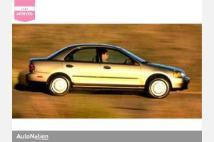 1999 Mazda Protege LX