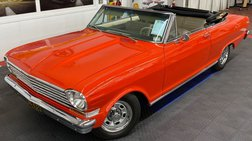 1963 Chevrolet Nova - CONVERTIBLE - 283 V8 - AUTO TRANS - SEE VIDEO