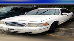 2001 Ford Crown Victoria Police Interceptor