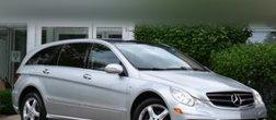 2010 Mercedes-Benz R-Class R 350 BlueTEC